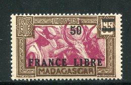 MADAGASCAR- Y&T N°239- Neuf Avec Charnière * - Madagascar (1889-1960)