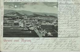 1898 - ZAGREB, AGRAM, Gute Zustand, 2 Scan - Croatie