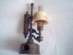 Taille Crayons Métal Lampe - Andere Verzamelingen