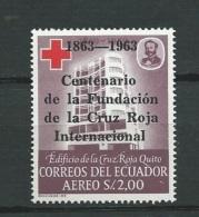 Equateur   Aérien    Yvert N° 407 **     Aab9114 - Ecuador