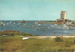 T3385 Uruguay - Montevideo - Playa Y Puerto Del Buceo - Barche Boats Bateaux / Non Viaggiata - Uruguay