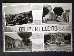 CAMPANIA -SALERNO -OGLIASTRO CILENTO -F.G. LOTTO N° 582 - Salerno