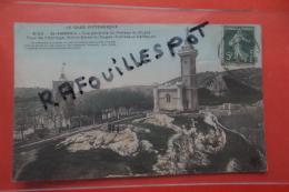 Cp Saint Ambroix Vue Generale Du Plateau Du Dugas Tour De L'horloge N 5152 - Saint-Ambroix