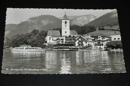 261- St. Wolfgang Mit Schafberg - St. Wolfgang
