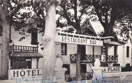 CPSM - PF - CHATELAILLON - Hôtel Restaurant Bar De La Plage. - Châtelaillon-Plage