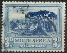 SUDAFRICA - AFRICA DEL SUR 1930 -1945 Local Motives. USADO - USED. - África Del Sur (1961-...)