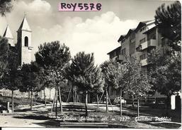 Lazio-rieti-magliano Sabina Veduta Giardini Pubblici Anni 50/60 - Altre Città