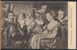 °°° 1940 - EXPOSITION JORDAENS - ANVERS - JORDAENS ET LA FAMILLE VAN NOORT °°° - Belgio