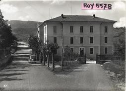 Lazio-rieti-amatrice Veduta Palazzo Tenenza Caserma Carabinieri Anni 50/60 - Autres Villes