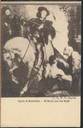 °°° 1943 - BELGIO BELGIUM - EGLISE DE SAVENTHEM - ST. MARTIN PAR VAN DYCK °°° - Zaventem