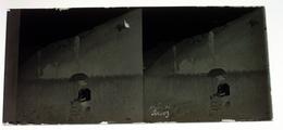 Près De Le Servoz Haute Savoie  Négatif Sur Plaque De Verre Stéréoscopiques 6X12,5 Cm Env - Glass Slides