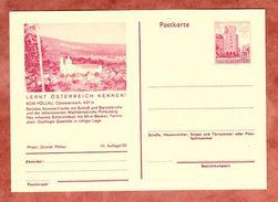 P 415 Wien Erdberg, Abb: Poellau, Ungebraucht (35991) - Postwaardestukken