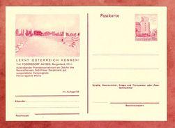 P 415 Wien Erdberg, Abb: Podersdorf, Ungebraucht (35992) - Postwaardestukken