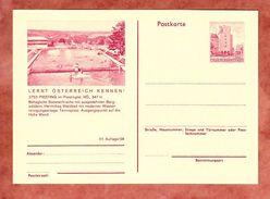 P 415 Wien Erdberg, Abb: Piesting, Ungebraucht (35993) - Postwaardestukken