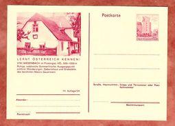 P 415 Wien Erdberg, Abb: Miesenbach, Ungebraucht (35997) - Ganzsachen