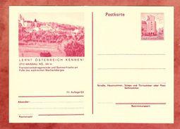 P 415 Wien Erdberg, Abb: Maissau, Ungebraucht (35998) - Postwaardestukken