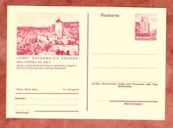 P 415 Wien Erdberg, Abb: Litschau, Ungebraucht (35999) - Postwaardestukken