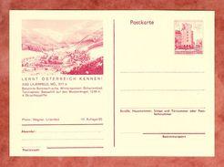 P 415 Wien Erdberg, Abb: Lilienfeld, Ungebraucht (36001) - Postwaardestukken