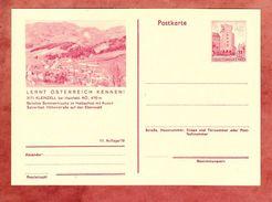 P 415 Wien Erdberg, Abb: Kleinzell, Ungebraucht (36002) - Postwaardestukken
