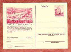P 415 Wien Erdberg, Abb: Kirchberg Am Wechsel, Ungebraucht (36003) - Postwaardestukken
