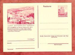 P 415 Wien Erdberg, Abb: Kaumberg, Ungebraucht (36004) - Postwaardestukken