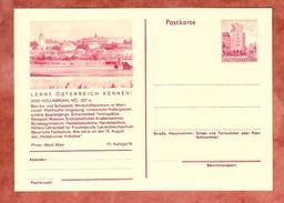 P 415 Wien Erdberg, Abb: Hollabrunn, Ungebraucht (36005) - Postwaardestukken