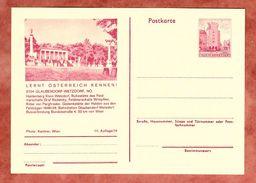 P 415 Wien Erdberg, Abb: Glaubendorf-Wetzdorf, Ungebraucht (36007) - Postwaardestukken