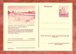 P 415 Wien Erdberg, Abb: Frauental An Der Lassnitz, Ungebraucht (36009) - Postwaardestukken