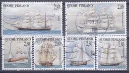 FINLANDIA 1997 Nº 1351/56 USADO - Finlandia