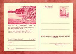 P 415 Wien Erdberg, Abb: Franking-Holzoester, Ungebraucht (36010) - Postwaardestukken