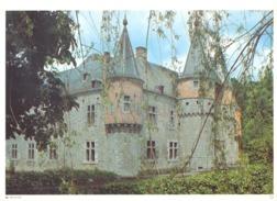 Photo ( Format A4) Du Château De SPONTIN - Fiche Didactique Au Verso - Edition ELF Carburant - Collections