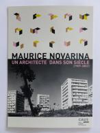 LYON 9e (69/Rhône) - DUCHERE - Quartier Du Château - Architecte Maurice Novarina - Carte Publicitaire - Lyon
