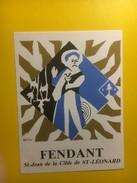 3683 - Suisse Valais  Fendant St.Jean De La Cible De St-Léonard Société De Tir - Autres