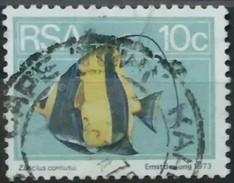 SUDAFRICA - AFRICA DEL SUR 1974 Flora Anda Fauna. USADO - USED. - África Del Sur (1961-...)