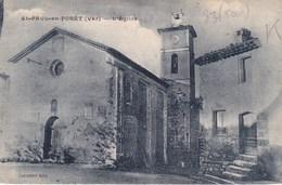 ST PAUL EN FORET L'EGLISE  (dil264) - France