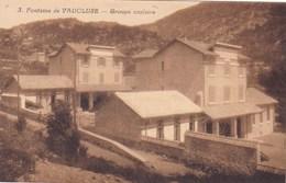 FONTAINE DE VAUCLUSE GROUPE SCOLAIRE (dil264) - Francia