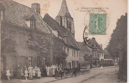 59 - ERQUINGHEM SUR LA LYS - CONTOUR DE L'EGLISE - France