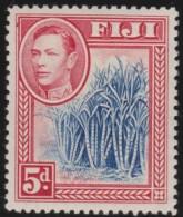 Fiji      .       SG     .     258        .     *       .      Ongebruikt   .    /    .   Mint-hinged - Fiji (...-1970)