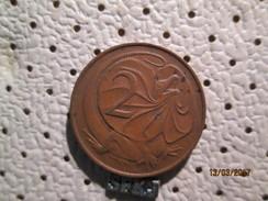 AUSTRALIA 2 Cents 1967   # 5 - Decimal Coinage (1966-...)