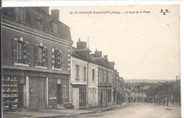SAINT MARTIN D' AUXIGNY Le Haut De La Place épicerie - Frankreich