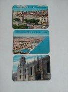 3 Pockets Calendars Imagens De Lisboa, Portugal - Calendriers