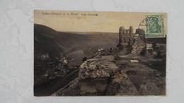 Cp Traben - Trarbach A D Mosel Ruine Grafinburg - Traben-Trarbach