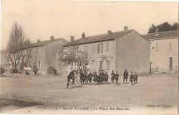 D/13 ¤ Quartier De Marseille SAINT-ANTOINE XVème ''LA PLACE DES BASTIDES''  ¤ Splendide ¤ - Quartiers Nord, Le Merlan, Saint Antoine