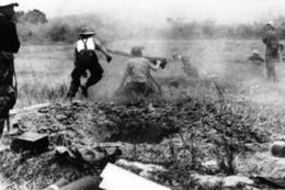 Militaria Indochine - Combats à Dien Bien Phu - Documents