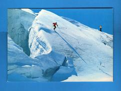 Valle D'Aosta -1982- Courmayeur - SKI Meeting Interbancario Europeo.  Vedi Descrizione, - Sport Invernali