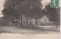 54 - FOUG - LA GARE - Foug