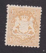 Bavaria, Scott #28, Mint Hinged, Coat Of Arms, Issued 1870 - Bavaria