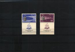 Israel 1952 Michel 67-68 Postfrisch / Mint Never Hinged (2) - Israel