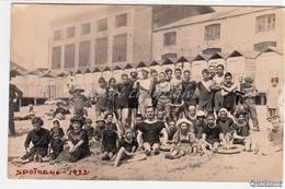 SPOTORNO_1922_Sulla Spiaggia_Foto Tensi_ Perfetta_Originale100% - Savona