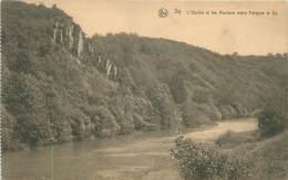 SY - L'Ourthe Et Les Rochers Entre Palogne Et Sy - Hamoir